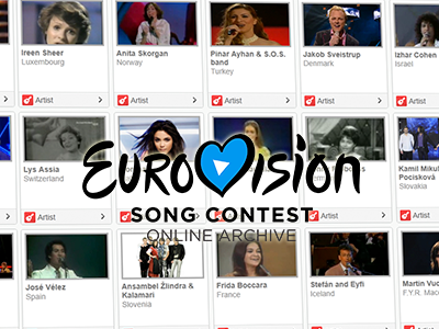 Eurovision Song Contest Archive